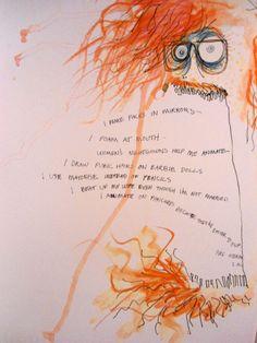 Tim Burton #illustrations