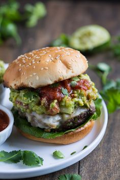 Looking for Fast & Easy Bread Recipes, Burger Recipes, Main Dish Recipes! Recipechart has over free recipes for you to browse. Find more recipes like Southwest Pepper Jack Burgers. Gourmet Burgers, Burger Recipes, Grilling Recipes, Cooking Recipes, Beef Recipes, Grilling Ideas, Veggie Burgers, Burger Dogs, Burger And Fries