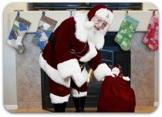 Add Santa to your photos- no photoshop needed!