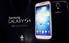 Samsung GALAXY S 4 officially unveiled