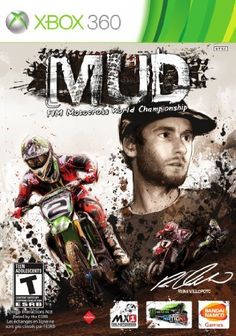 MUD  FIM Motocross World Championship  Xbox 360 by Namco ** Click image to review more details.