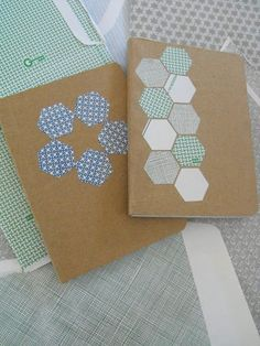 Ruby Murrays Musings: Security Envelope Hexagon Notebooks or cards Book Crafts, Paper Crafts, Security Envelopes, Hexagon Cards, Glue Book, Envelope Art, Card Making Inspiration, Journal Inspiration, Postcard Art