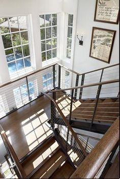 Lovely Stair Tower