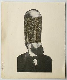 INVENTOR II - Collage - Luis Montero