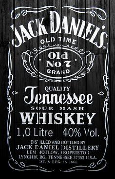 Jack Daniels - by Nicklas Gustafsson