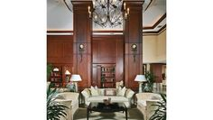 4151 N GULF SHORE #PH3, Naples, Fl 34103 | Lobby of the Provence Condo building in Park Shore