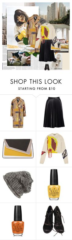 """Treat Yourself"" by rainie-minnie ❤ liked on Polyvore featuring Nana', Stella Jean, Cusp by Neiman Marcus, âme moi, Joseph, Grace Hats, OPI and 7 For All Mankind"