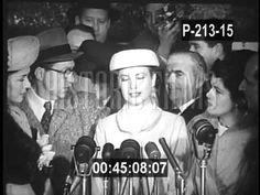Grace Kelly as Princess 1956 - YouTube