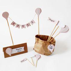 Criações personalizadas ou exclusivas e materiais diversos para decoração de festas priorizando materiais eco-friendly. Convites personalizados e decoração.