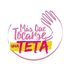 Si quieres ser parte de #MasQueTocarseUnaTeta 1. Cambia tu foto de portada y perfil con esta imagen que te compartimos.  2. En el post comparte estas cifras que muestran la realidad del Cancer de Seno:  En Colombia el cáncer de seno es el más frecuente en las mujeres.  En 2.013 fue el cáncer que más muertes causo en mujeres en el país.  1 de cada 3 mujeres con diagnóstico de cáncer de seno en Colombia va a fallecer por su enfermedad.  En Colombia cada año aparecen cerca de 9.500 nuevos casos…