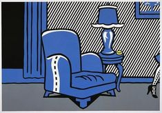 Roy Lichtenstein Interiors 03