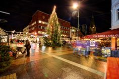 Celebrate Christmas in Kristiansand in Southern Norway. Photo: Adam Read©Visit Southern Norway