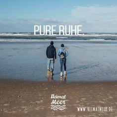 Pure Ruhe. Dafür lieben wir das Meer. >>