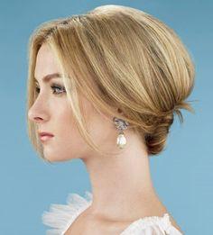 Bethany Inez Bridal Styling - Wedding Hair Inspiration.