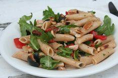DE pastasalade van lekker eten met Linda; deze is echt zoooo lekker en super gezond.