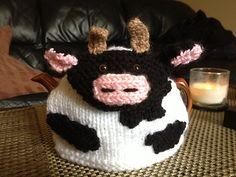 Ravelry: KarenPage's Cow Cozy