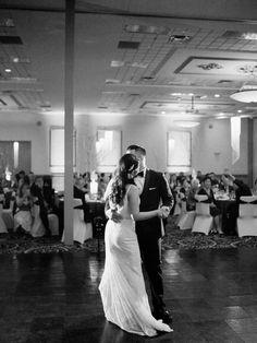 Victoria Inn Winnipeg Wedding Photos, Victoria Inn Winnipeg, First Dance photos, Film wedding photographer, Keila Marie Photography