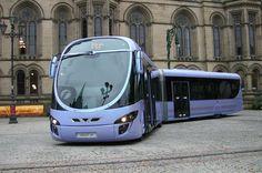 BRT Vehicles - Wright StreetCar
