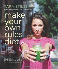 Make Your Own Rules Diet von Tara Stiles http://www.amazon.de/dp/1401944353/ref=cm_sw_r_pi_dp_8W.dvb0E3CDV6