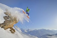 Visitors of St. Anton can enjoy the untouched nature of the world of gigantic summits as well as all the conveniences of an international holiday resort. St Anton, International Holidays, Mountain Village, Holiday Resort, World, Nature, The World, Naturaleza, Natural