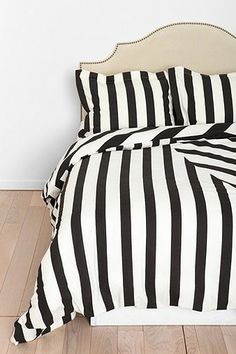 another stripey duvet cover.