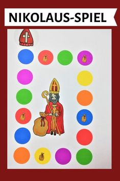 Nikolaus-Spiel für Kindergarten und Kita |+ gratis Download | kinderlachen-ideen Gratis Download, Diy For Kids, Kids Rugs, Blog, Decor, Kindergarten Games, Daycare Ideas, Children Laughing, Kids Day Out