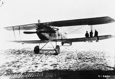 Named Halberstadt CL.II two-seat fighter biplane 'Martha'.