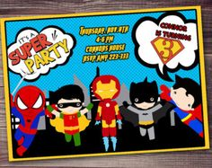 fast ship free customization super hero by AmysSimpleDesigns