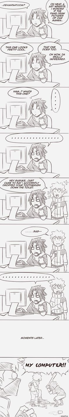 I can guess that they discovered some yaoi fanart from fangirls...-_- (I dont…