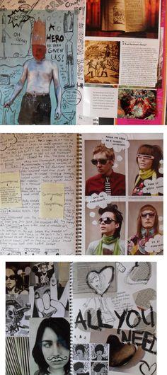 #Visual diary #visualsketchbook