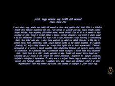 013_ Arról, hogy minden nap tovább kell menned - MÁRAI SÁNDOR - FÜVES KÖNYV - MIHI - YouTube Minden, Cards Against Humanity, Marvel, Youtube, Youtubers, Youtube Movies