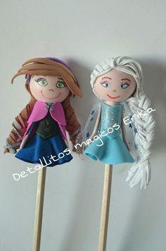 Fofulapiz Elsa Y Ana