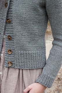 Ramona cardigan on Ravelry