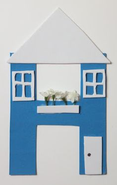 H is for house craft ... Crafts and books for each letter of the alphabet