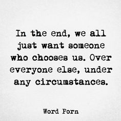 Yep - is that the end is it? I choose you for the past 10years day after day empty year after year and I set u free and u never came back... guess u were never mine just a stupid ring song involving a plane and a heart full of what ifs