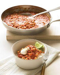 86 vegetarian dinners from Martha Stewart Living