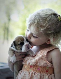Puppy Love - Precious Child