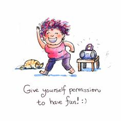 permission granted (today's doodle}