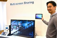 MediaTek's wireless display solution beams video to TV, sets your mobile screen free (video)