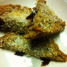 Skinny version of the Starbucks' Cranberry Bliss Bar! So yummy & guilt-free!