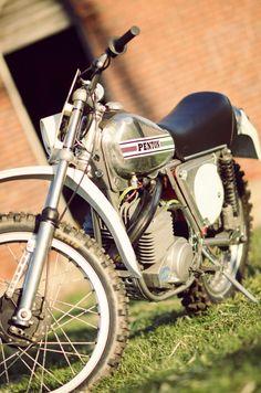 1974 Penton 250