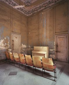 The Cuba, so beautifully depicted here by photographer Michael Eastman...