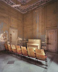 Music room, Havana, Cuba