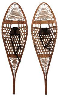 Snowshoes,      Pair | VMF - Wall Decor | One Kings Lane