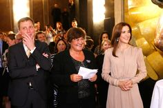 Last Week,Crown Princess Mary attended a