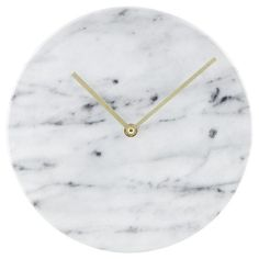 """10"""" Faux-Marble Wall Clock - Threshold™ : Target  (Very similar to one from Chapters Indigo)"""