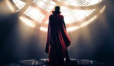 Check out the first trailer for Benedict Cumberbatch in Marvel's 'Doctor Strange'