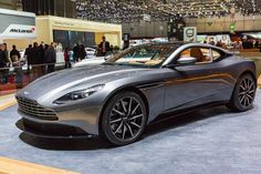 2018 Aston Martin DB11 Volante was revealed on 1 March 2016 at the International Motor Show of Geneva in 2016. The new 2018 Aston Martin DB11 Volante is produced in the historic factory of the brand from September 2016 to Gaydon (England). In September 2016, Aston Martin published three photos...  http://www.gtopcars.com/makers/aston-martin/2018-aston-martin-db11-volante/