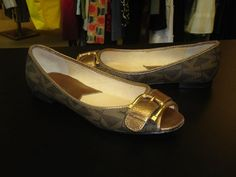 Michael Kors Flats, 6.5.  Ms. Mulligan's Consignment Boutique