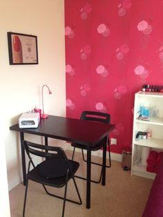home nail salon - Google Search